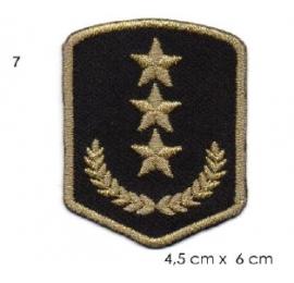 écusson militaire 7