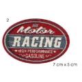 Ecusson Racing team 2