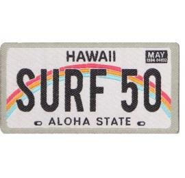 Ecusson surf 5