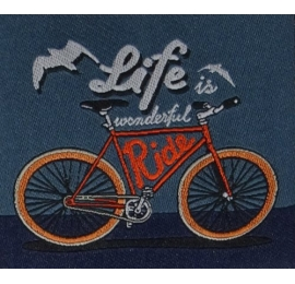 écussons cycle life is wanderful 4
