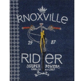 écussons cycle rnoxville rider 5