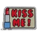 écussons dessin bd kiss me