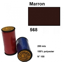 Fil goldmann 568 marron