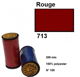 Fil goldmann 713 rouge