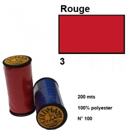 Fil goldmann 003 rouge