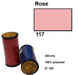 Fil goldmann 117 rose