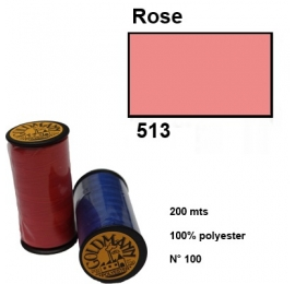 Fil goldmann 513 rose