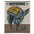 Écusson Motorcycles 7 motorbike