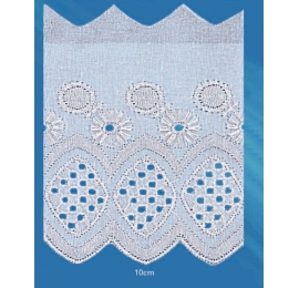 Broderie Anglaise 100 mm