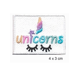 Écusson Unicorns