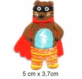 écusson super bear