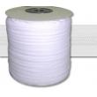 Fermeture au mètre chaine de 4mm blanc