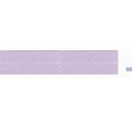 Biais unis violet moyen 68