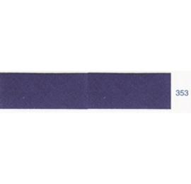 Biais unis violet 353