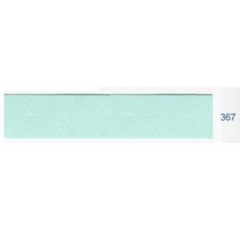 Biais unis turquoise pâle 367