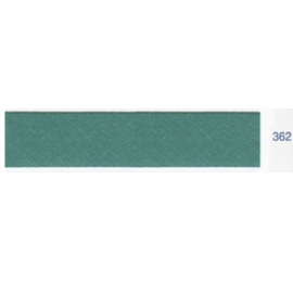 Biais unis vert viride 362