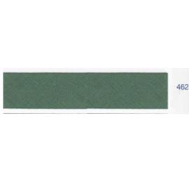Biais unis vert épinard 462